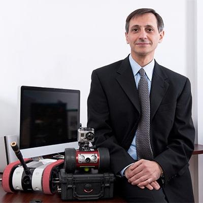 Charles Khairallah, President of Robotics Design