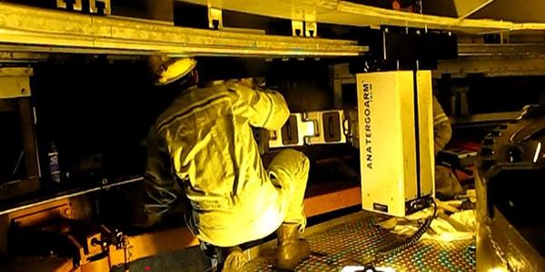 ANATERGOARM TMA-500 - Manipulateurs assistés