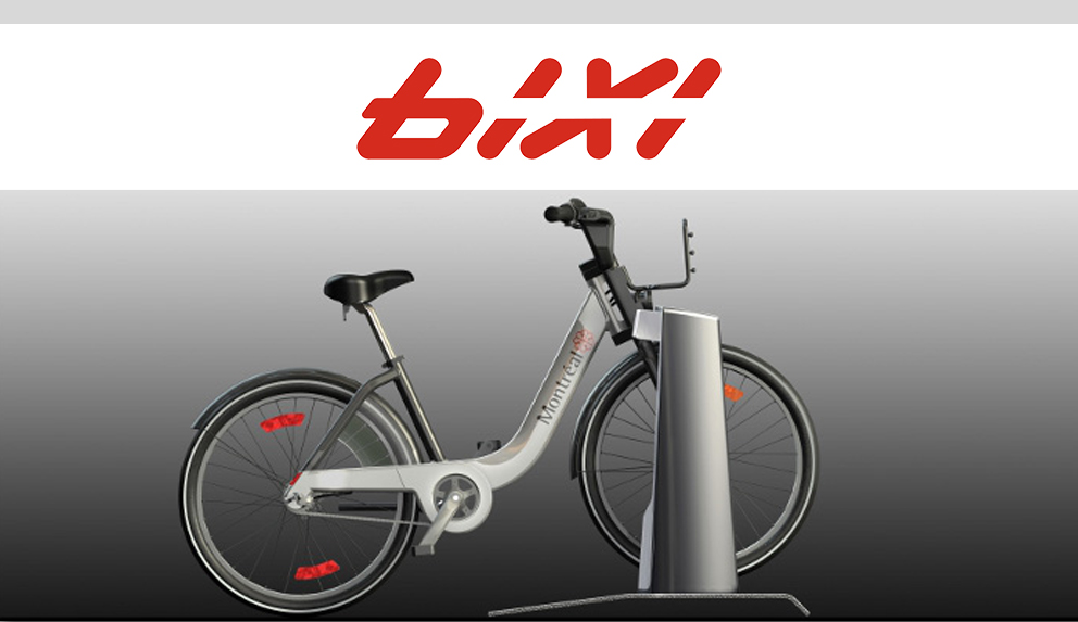 Custom Projects - BIXI Montreal